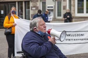 Horst Frehe, ehemaliger Sozialstaatsrat