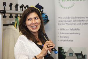 Sema Toraman, koordiniert gemeinsam mit Dilara Tuncer (Bild daneben) das neue Projekt für neue Selbsthilfeangebote für Menschen mit Zuwanderungshintergrund.