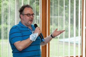 Andreas Wick, neue Stellvertretung der Geschäftsstellenleitung