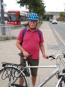 Uwe Lange in Mahndorf